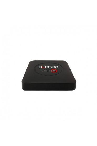 Box Android BLANCA H265-4K MAG254 support + 12 mois IPTV AIRYSAT 1300TV tunisie