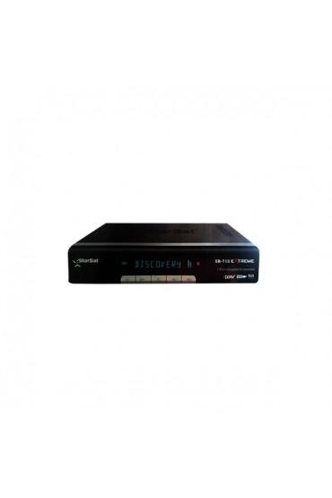 Récepteur Starsat SR-T13 EXTREME (2000 Extreme) + 15 mois Sharing Forever et 12 mois IPTV AIRYSAT + VOD