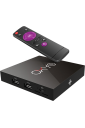 Box Android Oxy One 4K + 12 mois IPTV AIRYSAT 2000ch