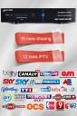 Récepteur Starsat 2000HD Hyper + 15 mois GSHARE + 12 mois IPTV AIRYSAT tunisie
